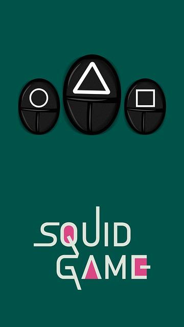 Le Squid Game dans toute sa structure
