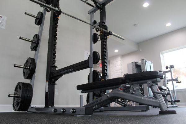 Qu'est-ce qu'un rack à squat?